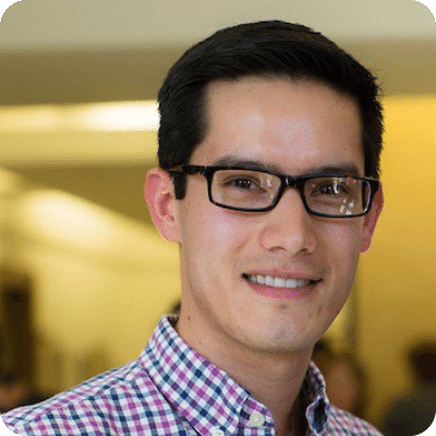 Dr. Carlos Ortiz, National Program Leader at the USDA's National Institute of Food and Agriculture, and former participant in the REU internship